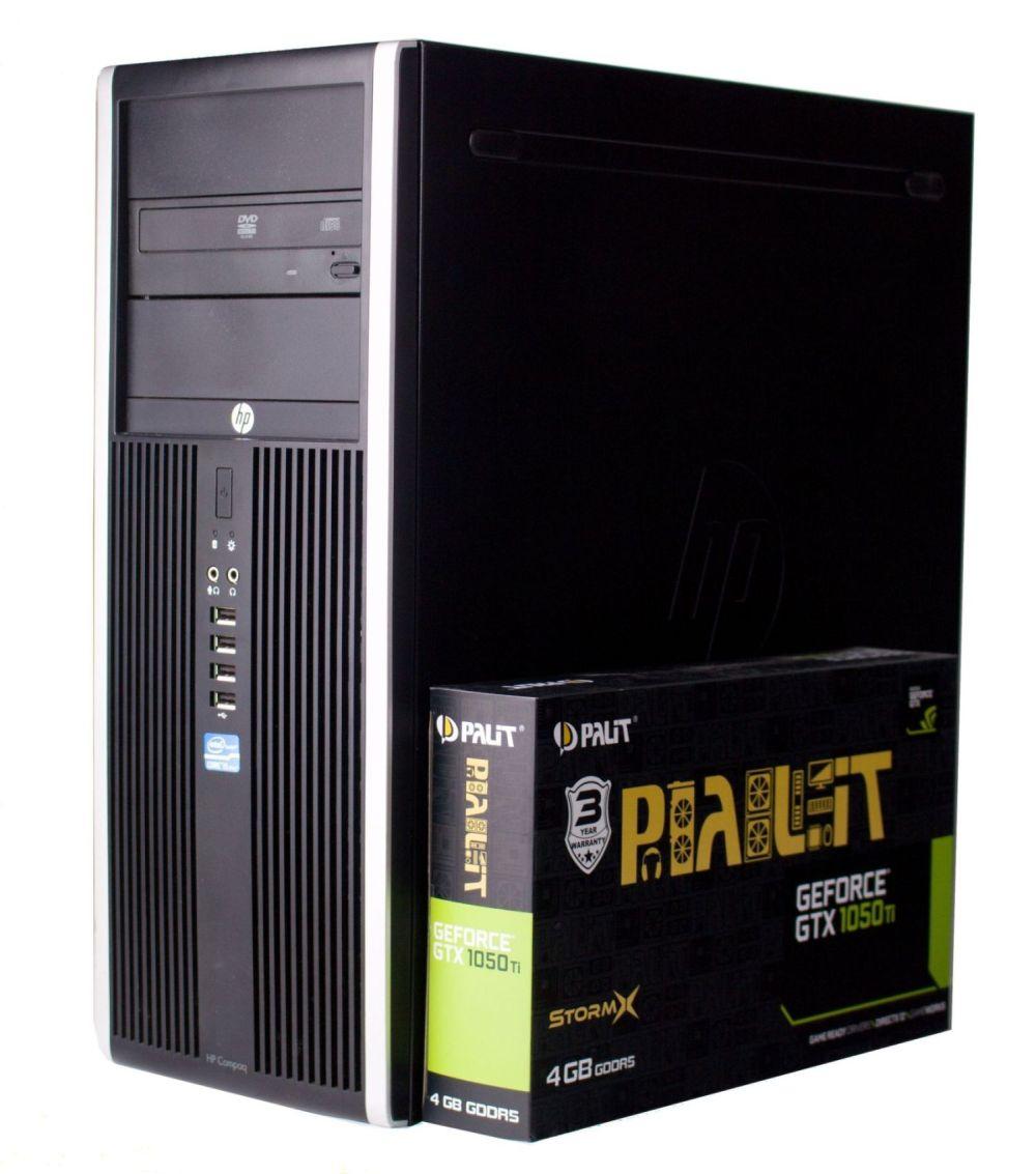 Herní počítač Palit 1050Ti