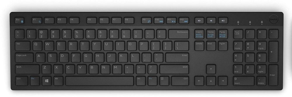 Dell KM636 Wireless Keyboard