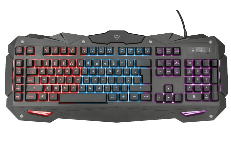 Trust GXT 840 Myra Gaming Keyboard
