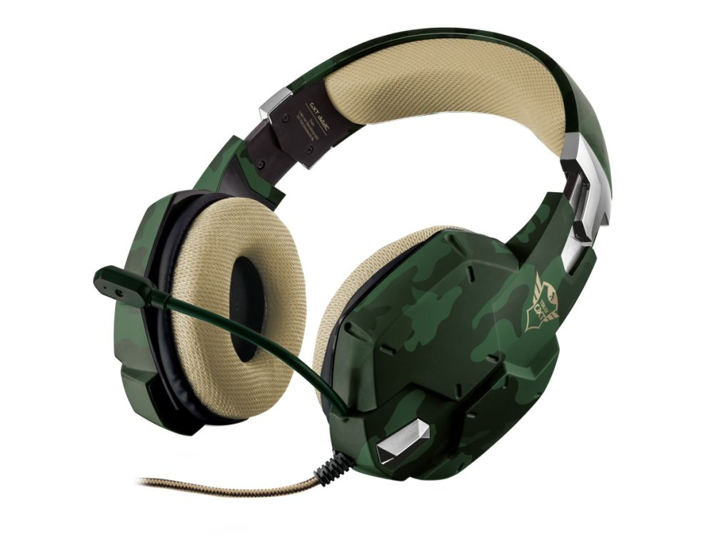 Trust GXT 322C Carus Jungle Camo
